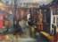 1943 Regentag im Grund, huile sur toile, 61 x 80 cm