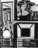 1948 La cheminée avec le grand chapeau, gouache sur papier la cheminée, gouache