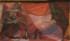 1948 Remailleuse de filet, huile sur toile, 55,5 x 33 cm, collection Musée de Grenoble, exposé au Musée National d'Histoire et d'Art (MNHA) 2013-14