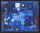 1953 Gare du Nord, 65x81cm (no 6553) huile sur toile, exposée au Petit Palais à Paris en été 1955, exposition des artistes étrangers en France  exposée en 1956 au Von der Heydt- Museum à Wuppertal, au Frankfurter Kunstkabinett, H. Bekker vom Rath, au Kunstverein Köln et à la Overbeck-Gesellschaft à Lübeck et enfin exposée au Musée National d'Histoire et d'Art (MNHA) en 2013-2014