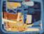 1953 Titre inconnu, huile sur carton