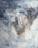 1957 Givré, œuvre tactiliste sur toile, 81 x 100 cm, collection Musée national d'art moderne, Centre Pompidou, Paris, exposée au Musée National d'Histoire et d'Art (MNHA)en 2013-2014