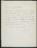1959 Lettre de Lucio Fontana à Théo Kerg