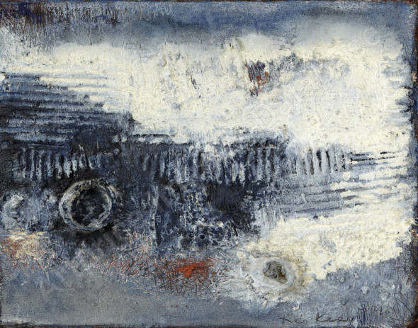 1962 Oeuvre tactiliste, 1958-1962