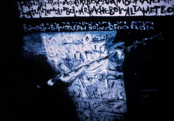 1968 Morceaux tactilistes choisis, détail,1960-1968, Musée Théo Kerg Schriesheim