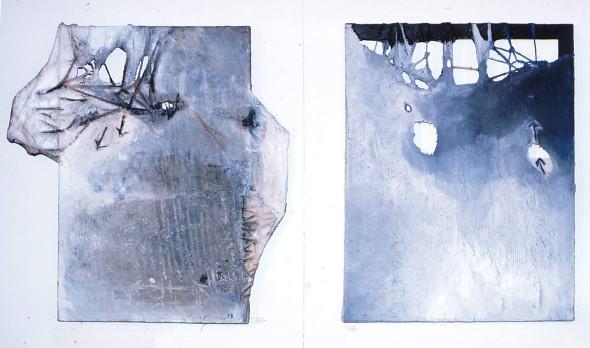 1984 Basel ART 15, Galerie Toni Brechbühl, Stand 131, 14.6. – 18.6.1984