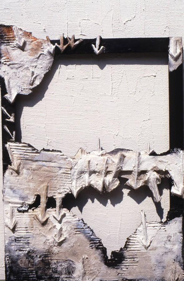 1984 Exposition à Erlangen au Kunstverein. Unbegrenzte Kreation. Evasion 2