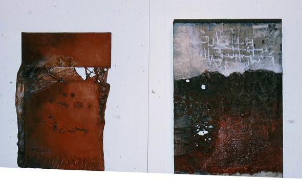 1984 Basel Art 15, Galerie Tony Brechbühl, Stand 131, 14.6. – 18.6.1984