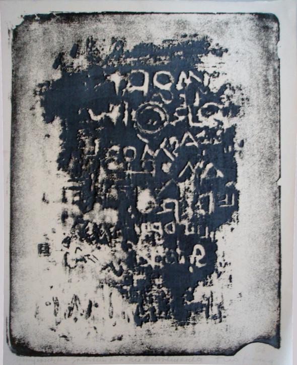 1966 Mahnmal für die Menschenrechte