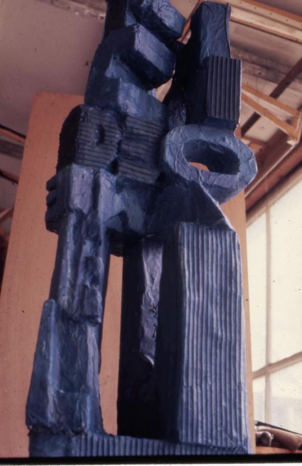 Sculpture, titre inconnu