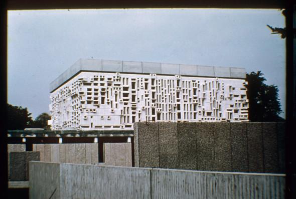 1965 Mortuaire de Mannheim, 1964-1965