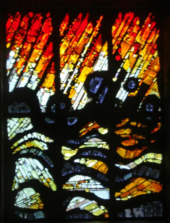 1979 Eglise du St. Esprit, Fetschenhof-Cents, Luxembourg