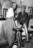 1953 St Paul de Vence – Théo Kerg chez Jacques Prévert