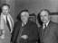 Theo Kerg rencontre Carlo Carrà en 1951 à la Galleria del Naviglio à Milan