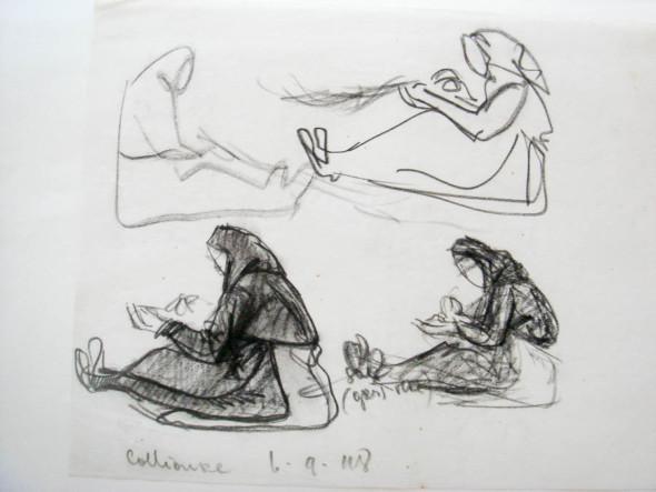 1948 Remailleuses de collioure