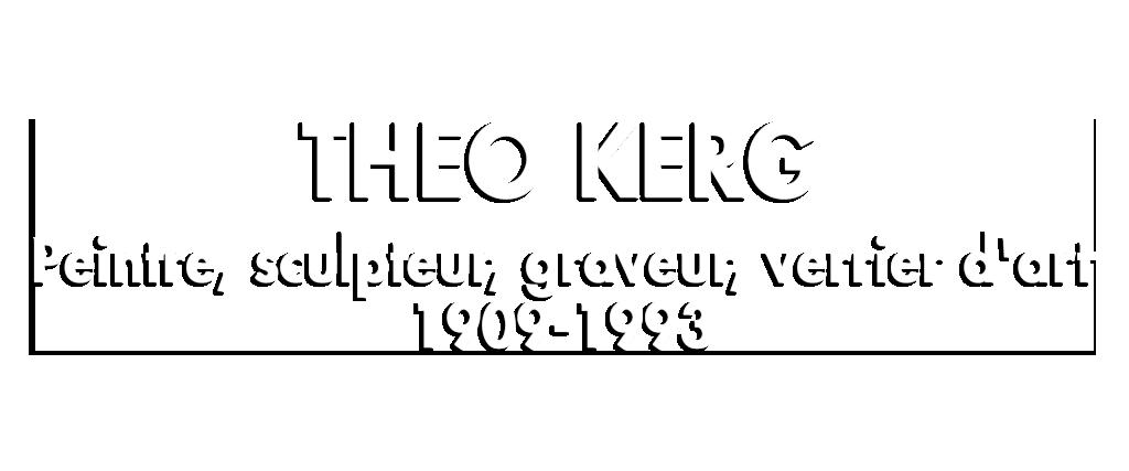 Théo Kerg (Paris vers 1970) Photo: Katja Klatt (Galerie Pixis)
