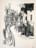 1947  Berne 06, La rue tourne dans la lumière, litho, 1.10.1947