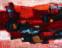 1958 Le sang des crépuscules, huile sur toile, 50×65 x 2cm, 15F, Collection Musée national d'histoire et d'art, Luxembourg