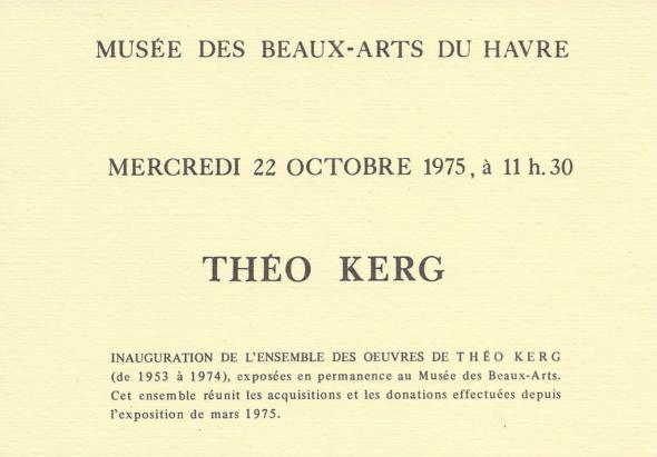 1975 Musée des Beaux-Arts du Havre, ensemble, inauguration des oeuvres