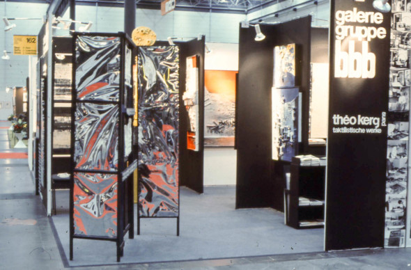 1976 Düsseldorf, Internationaler Kunstmarkt