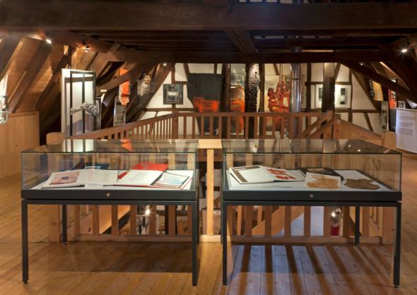 12 – 2e étage –  2. OG Museum Schriesheim  © Dorothea Burkhardt, Mannheim