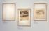 13 –Recifs de la mémoire – Mots coupés – Images sur le sable, empreintes (1974)
