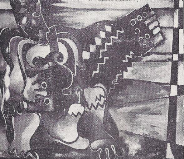 Theo Kerg, l'accordéon amoureux, 1936