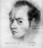 1931 Autoportrait, dessin
