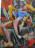 1939 Les fugitifs espagnols, 1938-1939, huile sur toile