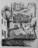 1944 Litho de la série des faubourgs de Luxembourg 2