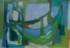 1951 Les filets verts 33 x 24 cm, 4F, (no151)