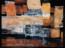 1958 Titre inconnu, 1957-1958, technique mixte sur toile