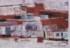 1958 Structures colorées I, technique mixte sur toile, 130 x 97 cm