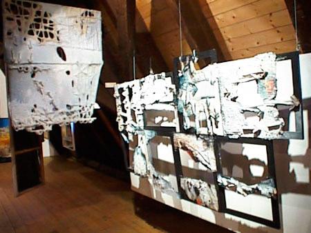 1989 Musée Théo Kerg, Schriesheim-Heidelberg, Evasion,1983-1984