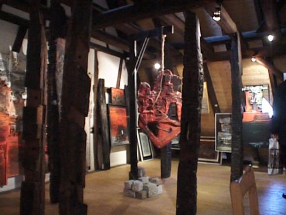 1989 Musée Théo Kerg, Schriesheim-Heidelberg, 1960-193, 320 x 220 x 260 cm