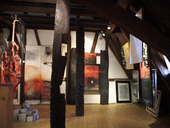 1989 Musée Théo Kerg Schriesheim
