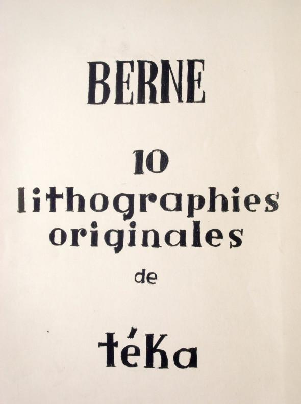 1947  Berne 00, Alfred Frossar Porrentruy