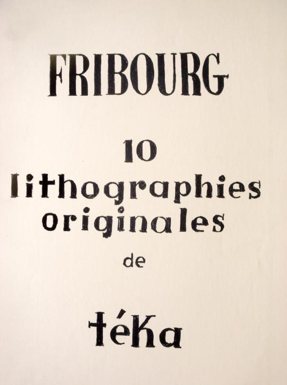 1947  Fribourg 00, Alfred Frossard Porrentruy, 1.10.1947
