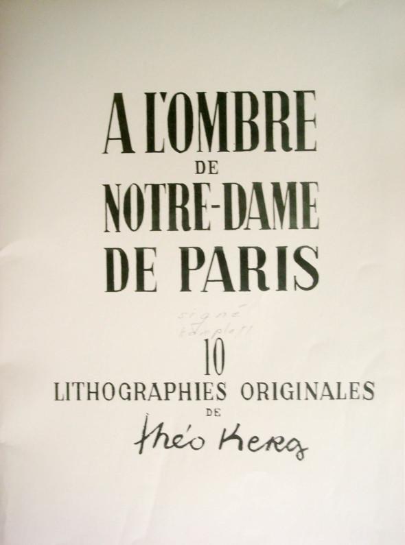 1947  Paris 00, Théo Kerg, 10.11.1947, Alfred Frossard Porrentruy