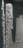 1969 Totem tactiliste avec son reflet dans un miroir – photo Jack Renaud