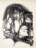 1947  Bâle 02, Carnaval des ombres, litho, 1.10.1947