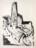 1947  Berne 07, La cathédrale engloutie, litho, 1.10.1947