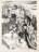 1947  Berne 08, Terrasses, litho, 1.10.1947