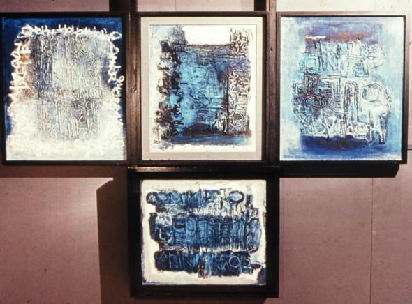 1965 Staatliche Kunstsammlungen, Alte Galerie + Kasseler Kunstverein, 1ière rétrospective