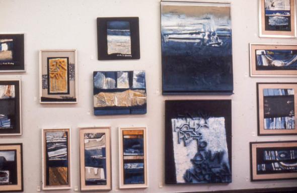 1972 Luxembourg Galerie Jos Beffa