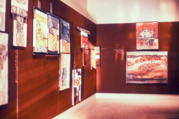 1975 Caen Musée des Beaux Arts, exposition