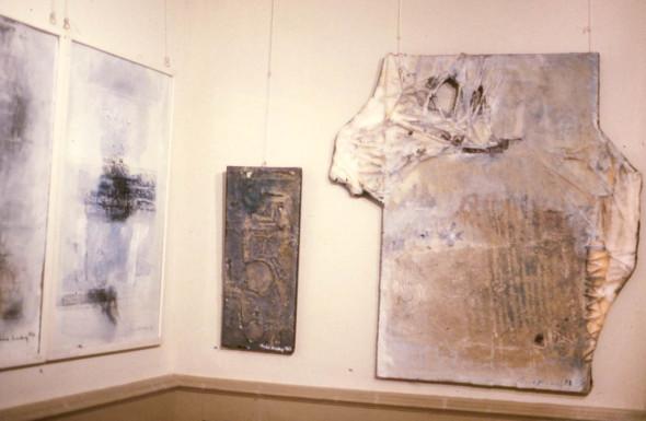 1981 Exposition au Musée des Beaux-Arts de Moutier