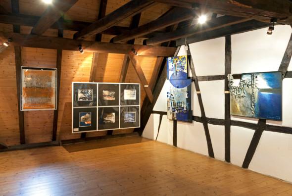 08 – 2e étage –  2. OG Museum Schriesheim  © Dorothea Burkhardt, Mannheim