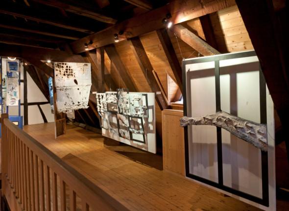 09 – 2e étage –  2. OG Museum Schriesheim  © Dorothea Burkhardt, Mannheim