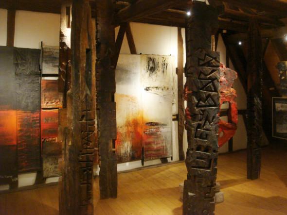 11 – 2e étage –  2. OG Museum Schriesheim